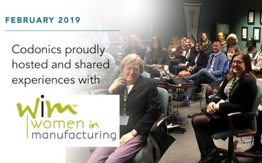 Codonics hosted Women in Manufacturing